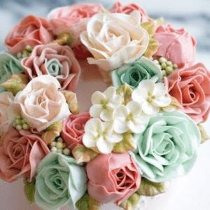 3 крема для создания цветов