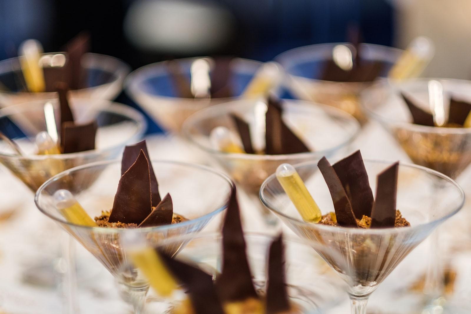 Шоколадный веррин от Кристофа Русселя