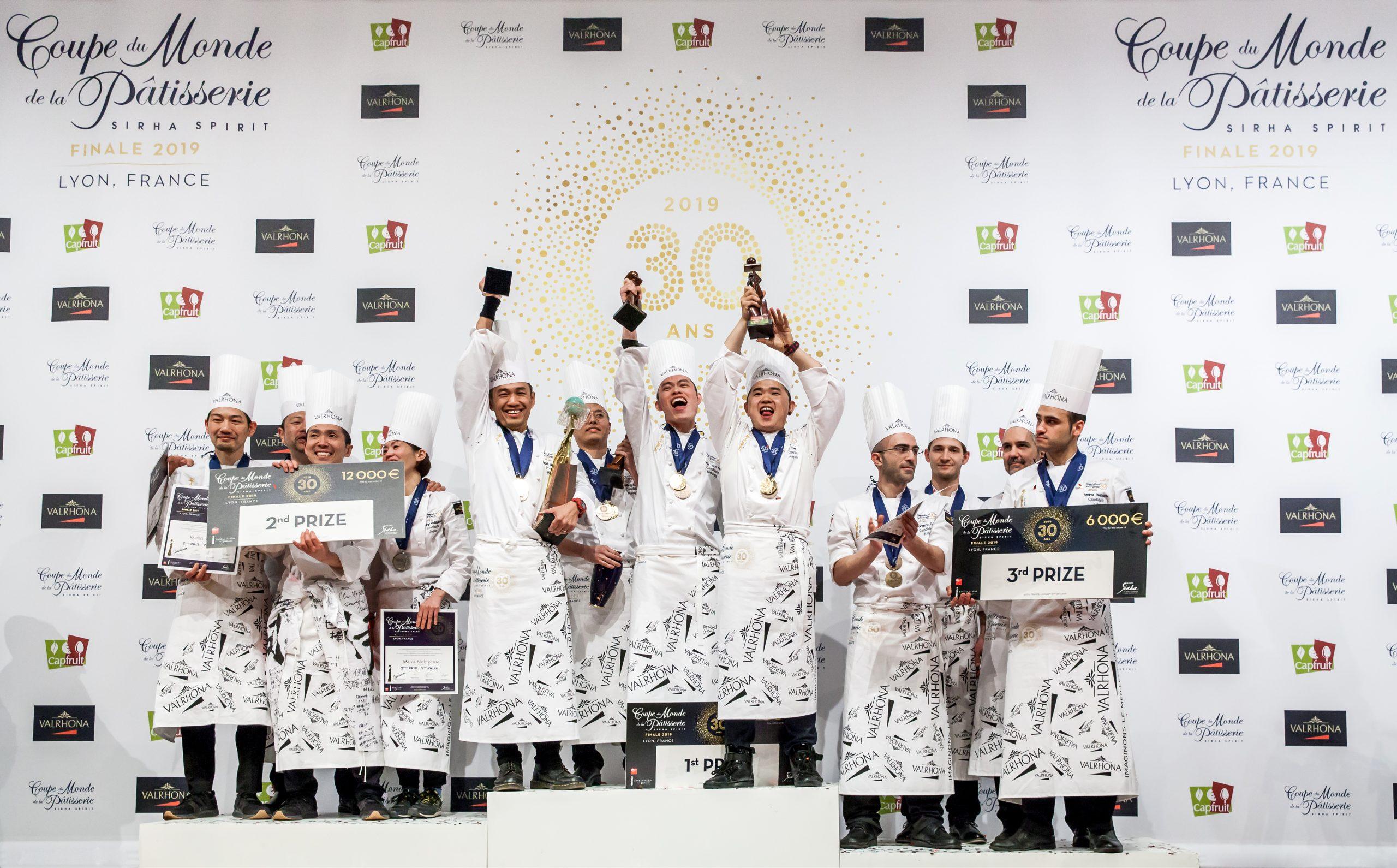 Кубок мира по кондитерскому искусству