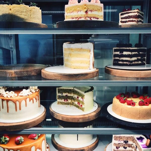 Где в Москве есть десерты?