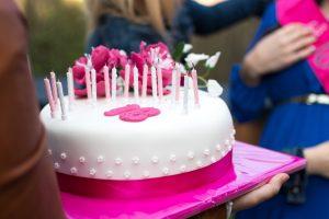 Вместо мастики... Чем можно декорировать торты