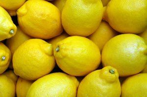 Вкусовые сочетания. Лимон