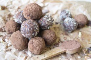 Трюфели - самые зимние конфеты