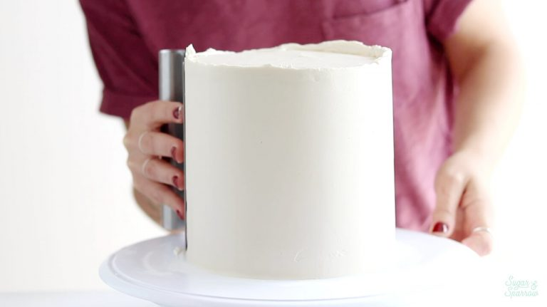 Идеальные кремы для выравнивания торта. 6 рецептов