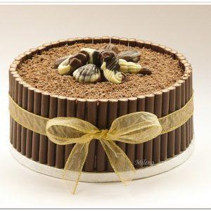 торт шоколад5