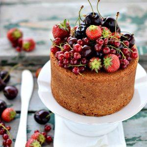 торт ягоды3