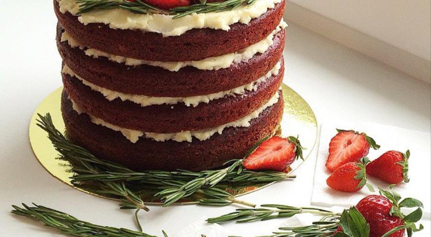 шоко торт