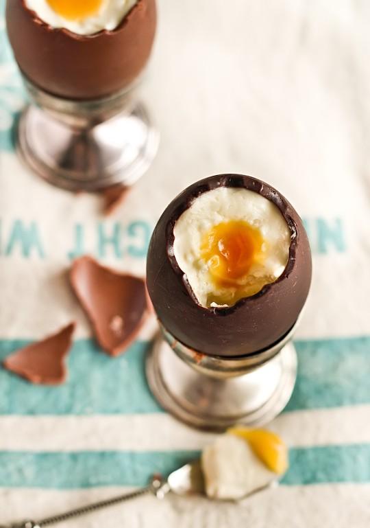Приготовить десерт из яиц