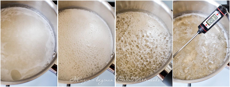 Как приготовить белковый масляный крем