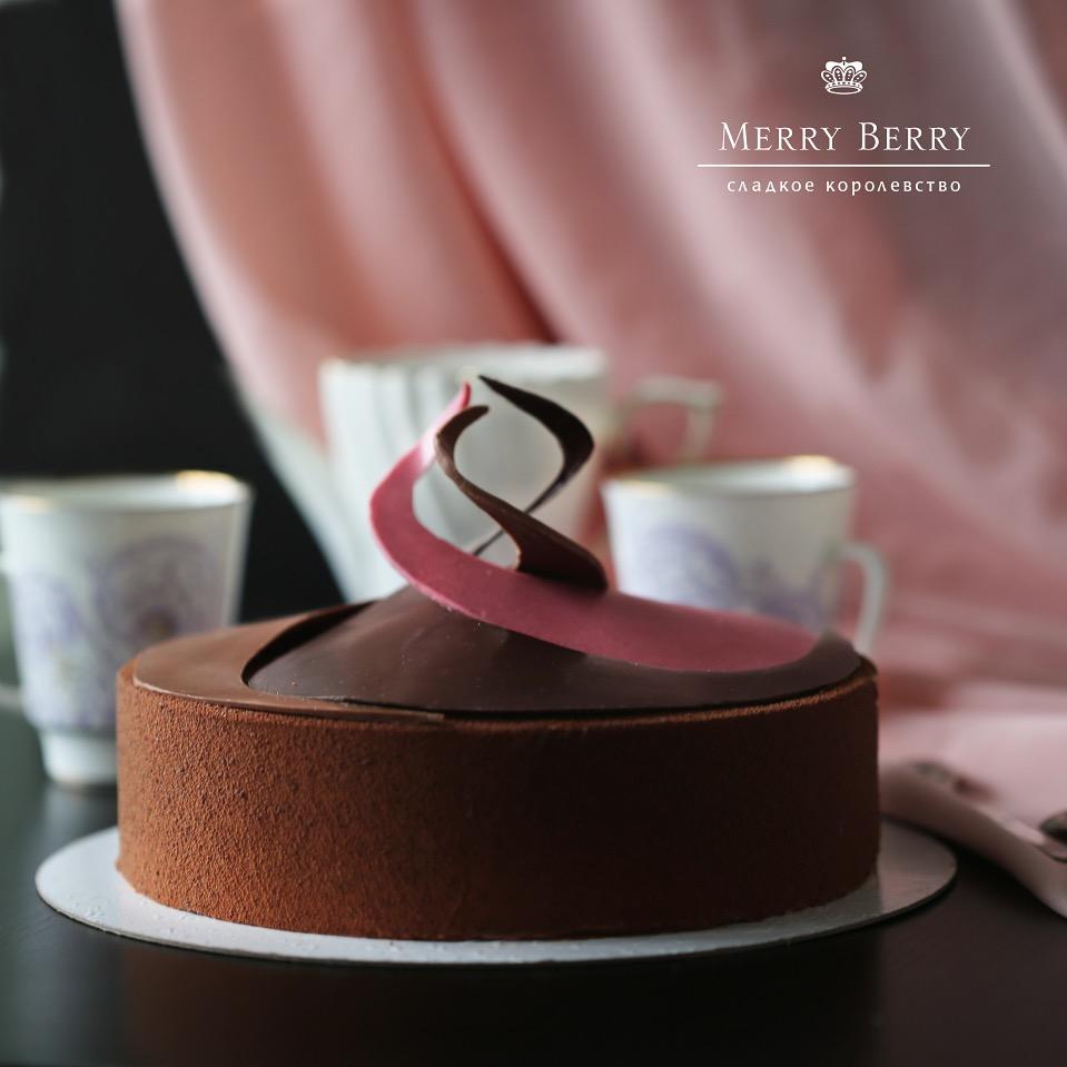 Фирменный торт СуперБейкер